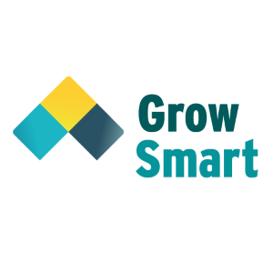 GrowSmart square logo