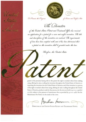 Patent Cooling Paint