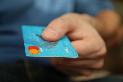 Money card business credit card 50987