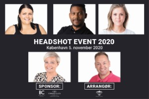 Headshot event 2020